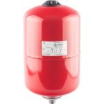 Расширительный бак на отопление Stout STH-0004-000012 12 л красный