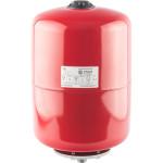 Расширительный бак на отопление Stout STH-0004-000018 18 л красный