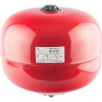 Расширительный бак на отопление Stout STH-0006-000024 24 л красный