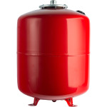 Расширительный бак на отопление Stout STH-0006-000080 80 л красный