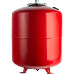 Расширительный бак на отопление Stout STH-0006-000100 100 л красный