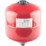 Расширительный бак на отопление Stout STH-0004-000005 5 л красный