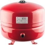 Расширительный бак на отопление Stout STH-0005-000035 35 л красный