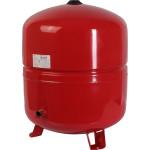 Расширительный бак на отопление Stout STH-0005-000080 80 л красный