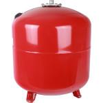 Расширительный бак на отопление Stout STH-0006-000150 150 л красный