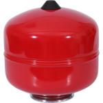 Расширительный бак для теплоснабжения/холодоснабжения Flamco Flexcon R 8 л 6 бар красный 16010RU