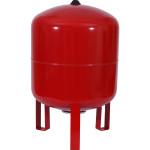 Расширительный бак для теплоснабжения/холодоснабжения Flamco Flexcon R 50 50 л красный