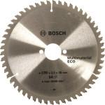 Диск пильный по дереву Bosch MultiECO 190x30 мм 54 зуба 2608644389