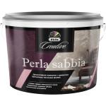Штукатурка декоративная Perla sabbia эффект жемчужных песчаных вихрей база ORO 1 кг