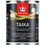 Краска перламутровая Tikkurila Taika KM золотая полуглянцевая 0,9л