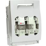 Выключатель-разъединитель EKF PROxima УВРЭ 400 А откидного типа под предохранители ППН