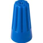 Соединительный изолирующий зажим EKF PROxima СИЗ 4 мм синий, 100 шт.