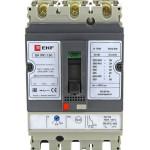 Выключатель автоматический EKF PROxima ВА-99C Compact NS 160/160 А 3P 36 кА