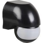 Датчик движения IEK ДД-010 1100 Вт 180 градусов 10 м IP44 черный