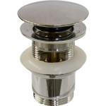 Донный клапан универсальный Orange X1-004cr клик-клак хром