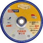 Диск зачистной по камню Dexter 230x6x22.2 мм