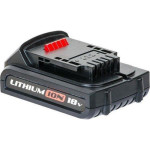 Аккумулятор для аккумуляторного инструмента Dexter E180-2 1.5 Ач Li-ion 18 В