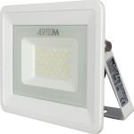 Прожектор Wolta 30W 5500K IP65 2500 Лм белый