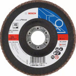 Круг лепестковый Bosch Professional Expert for Metal X551 K40 125x22.23 мм 2608606716