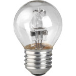 Лампа галогенная Эра HAL-P45-42W-230V-E27-CL C0038553
