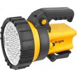 Ручной фонарь Navigator NPT-SP10-ACCU черный желтый