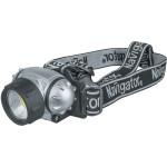 Налобный фонарь Navigator NPT-H14-3AAA 1 Вт серый