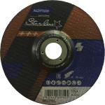 Круг зачистной по металлу Norton NLS 27 230x6.0x22.23 мм