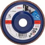 Круг прямой лепестковый Bosch Best for Metal 22.23 мм K40 2608607326