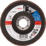 Круг угловой лепестковый Bosch Best for Metal 22.23 мм K40 2608606922