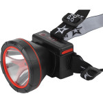 Налобный фонарь Эра GA-803 5 Вт черный