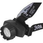 Налобный фонарь Эра GB-604 2 Вт черный