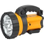 Ручной фонарь Эра PA-605 3 Вт желтый черный