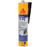 Клей-герметик Sikaflex 11FС полиуретановый черный 310 гр