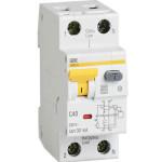 Выключатель автоматический IEK 2п 10 А 230 В