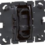 Выключатель клавишный Legrand Celiane 10 AX без накладки 067002