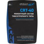 Ремонтный состав GLIMSPRO CRT-40 тиксотропный 25 кг