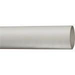Труба гладкая жесткая IEK ПВХ 20 мм серая