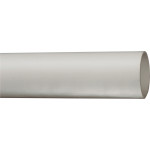 Труба гладкая жесткая IEK ПВХ 25 мм серая 60 м