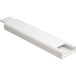 Кабель-канал IEK Праймер парапетный 100x60 мм белый