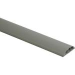 Кабель-канал IEK Элекор напольный 70x16 мм серый, 1 шт = 1 м