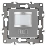 Датчик движения Эра 12-4103-03 2-проводной 180-250 В 200 Вт IP20 алюминий Б0031253