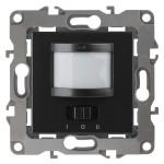 Датчик движения Эра 12-4103-05 2-проводной 180-250 В 200 Вт IP20 антрацит Б0031255