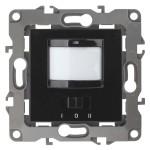 Датчик движения 2-проводной Эра 180-240В 200Вт IP20 чёрный СУ Б0031256