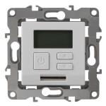 Терморегулятор универс. 230В-Imax16А, IP20, Эра12, белый СУ