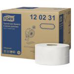 Туалетная бумага в мини-рулонах Tork Т2 170 м 12 шт.