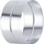 Ниппель ф160 мм оцинкованная сталь 0.5 мм