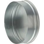 Заглушка ф125 мм оцинкованная сталь 0.5 мм