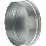 Заглушка ф160 мм оцинкованная сталь 0.5 мм