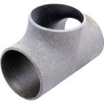Тройник равнопроходной бесшовный оцинкованная сталь 42.4x2.6 мм