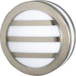 Светильник декоративный Эра WL26 IP44 13 Вт GX53 хром/белый Б0034625
